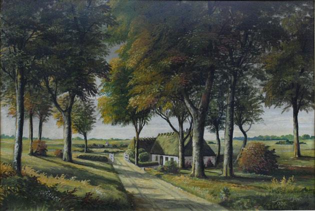 Jørgen Dinnesen galleriet